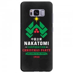 nakatomi corporation christmas party 1988 Samsung Galaxy S8 Plus | Artistshot