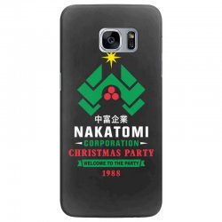 nakatomi corporation christmas party 1988 Samsung Galaxy S7 Edge | Artistshot