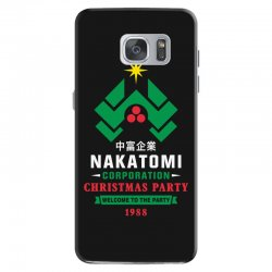 nakatomi corporation christmas party 1988 Samsung Galaxy S7 | Artistshot