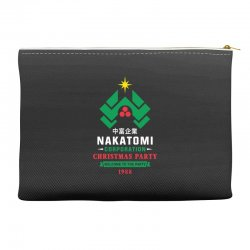 nakatomi corporation christmas party 1988 Accessory Pouches | Artistshot