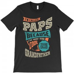 If Paps Can't Fix It T-Shirt | Artistshot