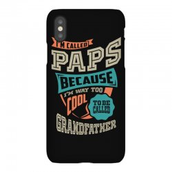 If Paps Can't Fix It iPhoneX Case | Artistshot
