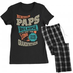 If Paps Can't Fix It Women's Pajamas Set | Artistshot