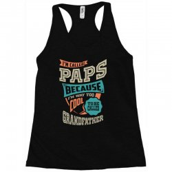 If Paps Can't Fix It Racerback Tank | Artistshot