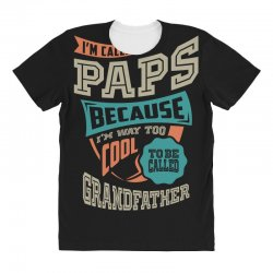 If Paps Can't Fix It All Over Women's T-shirt | Artistshot