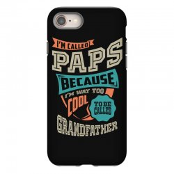 If Paps Can't Fix It iPhone 8 Case | Artistshot