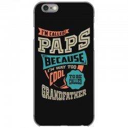 If Paps Can't Fix It iPhone 6/6s Case | Artistshot
