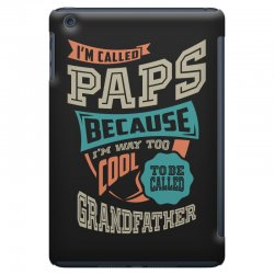 If Paps Can't Fix It iPad Mini Case | Artistshot