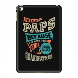 If Paps Can't Fix It iPad Mini 4 Case | Artistshot