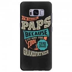 If Paps Can't Fix It Samsung Galaxy S8 Plus Case | Artistshot