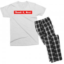 thank u, next hypebeast big caps Men's T-shirt Pajama Set | Artistshot