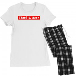 thank u, next hypebeast big caps Women's Pajamas Set | Artistshot