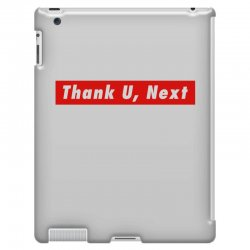 thank u, next hypebeast big caps iPad 3 and 4 Case | Artistshot