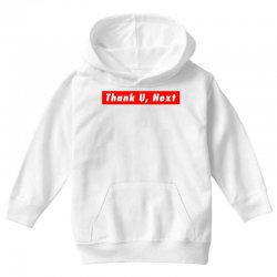 thank u, next hypebeast big caps Youth Hoodie | Artistshot