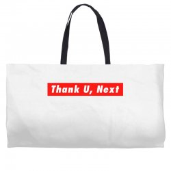 thank u, next hypebeast big caps Weekender Totes | Artistshot