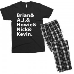 Backstreet Boys Men's T-shirt Pajama Set | Artistshot
