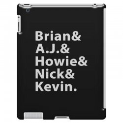 Backstreet Boys iPad 3 and 4 Case | Artistshot