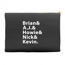 Backstreet Boys Accessory Pouches | Artistshot