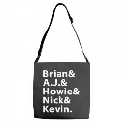 Backstreet Boys Adjustable Strap Totes | Artistshot