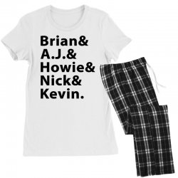 Backstreet Boys Women's Pajamas Set | Artistshot