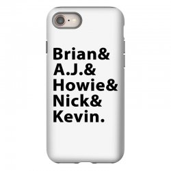 Backstreet Boys iPhone 8 Case | Artistshot