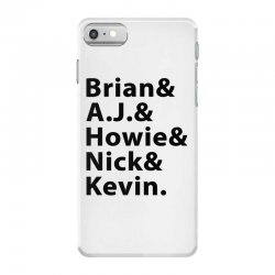 Backstreet Boys iPhone 7 Case | Artistshot