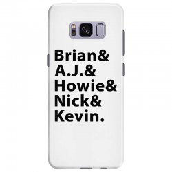 Backstreet Boys Samsung Galaxy S8 Plus Case | Artistshot