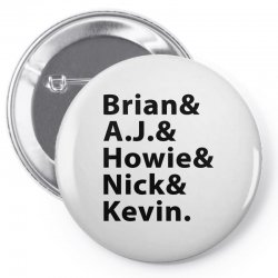 Backstreet Boys Pin-back button | Artistshot