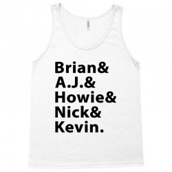 Backstreet Boys Tank Top | Artistshot