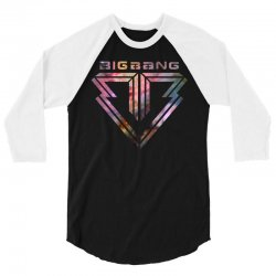 big bang k pop galaxy 3/4 Sleeve Shirt | Artistshot