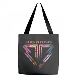 big bang k pop galaxy Tote Bags | Artistshot