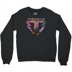 big bang k pop galaxy Crewneck Sweatshirt | Artistshot