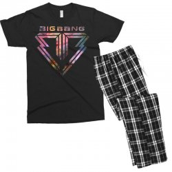 big bang k pop galaxy Men's T-shirt Pajama Set | Artistshot