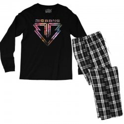 big bang k pop galaxy Men's Long Sleeve Pajama Set | Artistshot