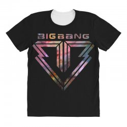 big bang k pop galaxy All Over Women's T-shirt | Artistshot