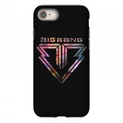 big bang k pop galaxy iPhone 8 Case | Artistshot