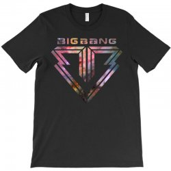 big bang k pop galaxy T-Shirt | Artistshot