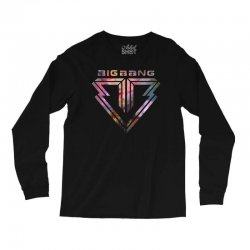big bang k pop galaxy Long Sleeve Shirts | Artistshot