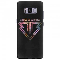 big bang k pop galaxy Samsung Galaxy S8 Plus Case | Artistshot