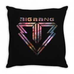 big bang k pop galaxy Throw Pillow | Artistshot