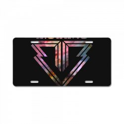 big bang k pop galaxy License Plate | Artistshot