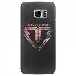 big bang k pop galaxy Samsung Galaxy S7 Edge Case | Artistshot