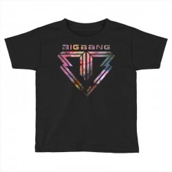 big bang k pop galaxy Toddler T-shirt | Artistshot