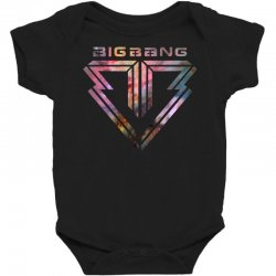 big bang k pop galaxy Baby Bodysuit | Artistshot