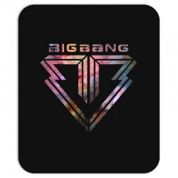 big bang k pop galaxy Mousepad | Artistshot