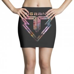 big bang k pop galaxy Mini Skirts | Artistshot