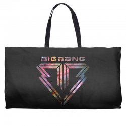 big bang k pop galaxy Weekender Totes | Artistshot