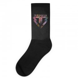 big bang k pop galaxy Socks | Artistshot