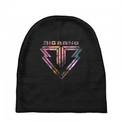 big bang k pop galaxy Baby Beanies | Artistshot