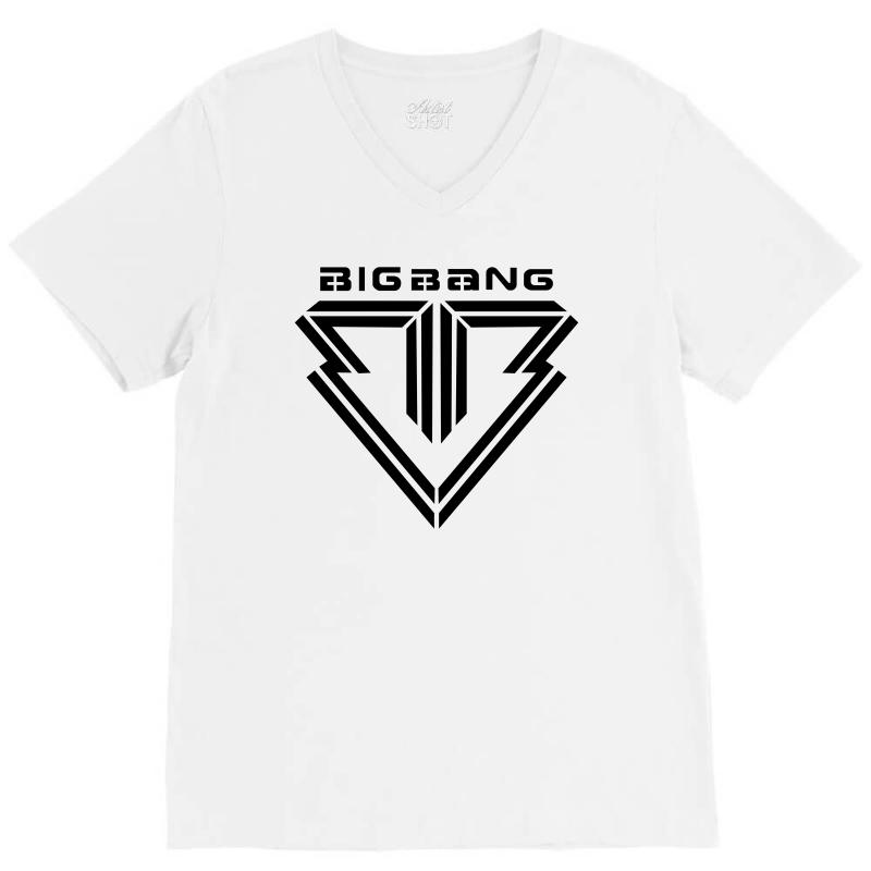 Big Bang K Pop V-neck Tee | Artistshot